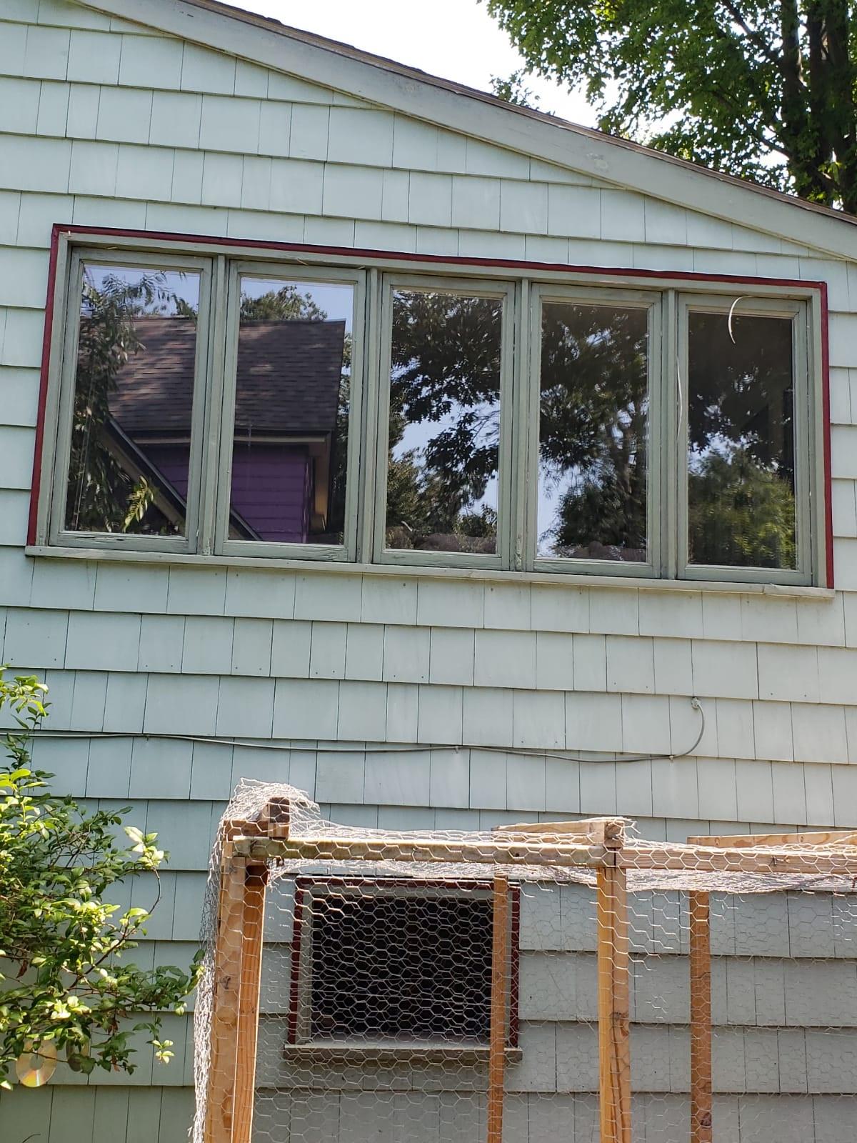 Window Installation Before1