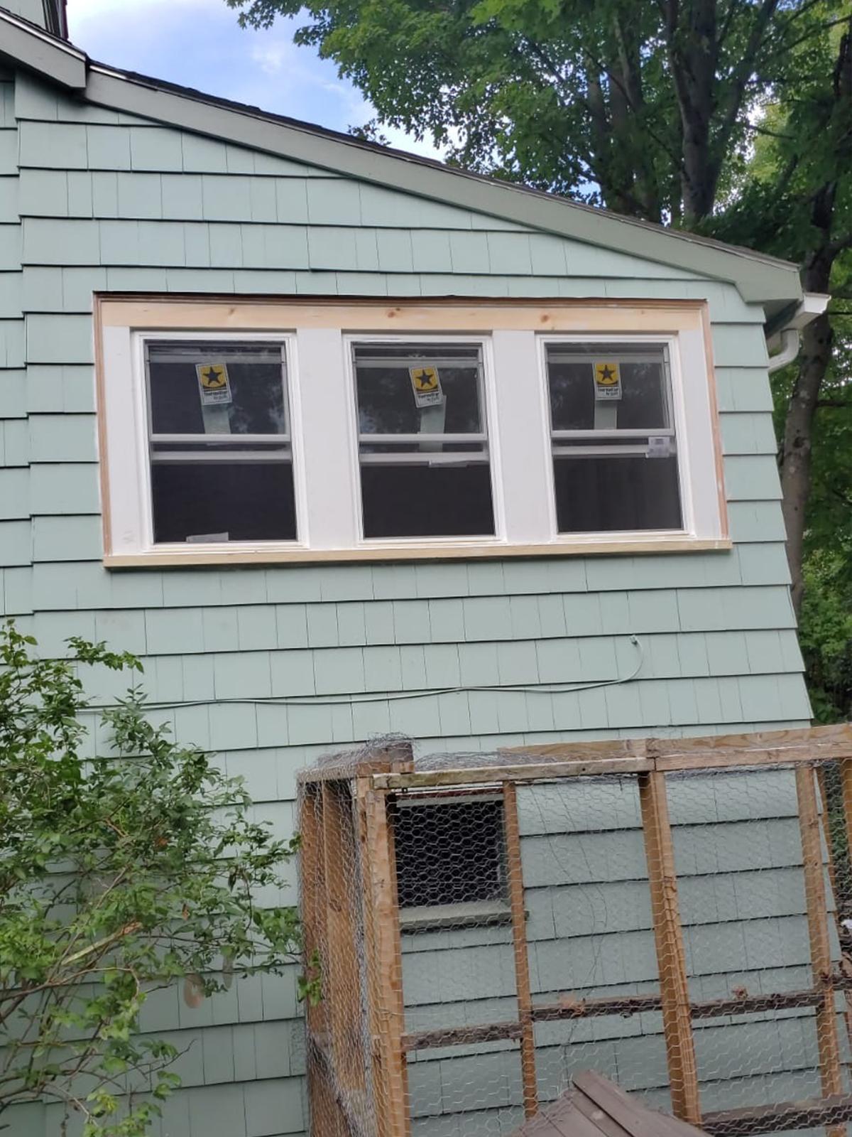 Window Installation Int